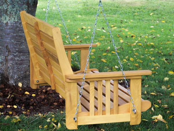 Black Locust Swing & Glider