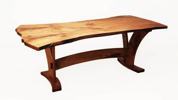 Large Butternut Table