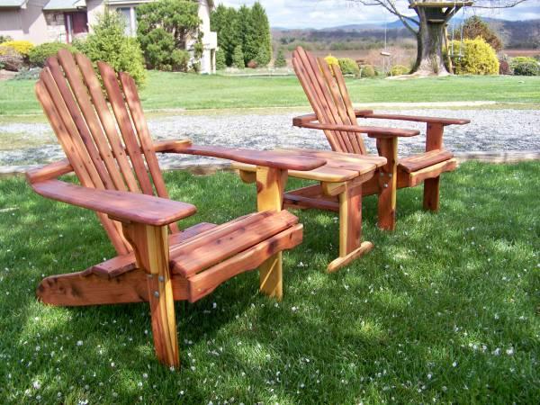 Cedar Adirondacks
